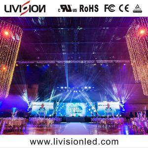 高品質の段階のイベントのための屋内イベントの使用料LEDのビデオ・ディスプレイP3.9/4.8 LED表示スクリーン