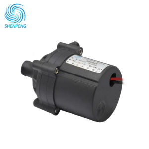 Brushless Motor van de pomp 12V met 8L/Min Watermassa