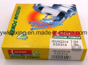 Bujías de Iridium Power 5353 Ixuh Denso22 el mayor rendimiento y respuesta