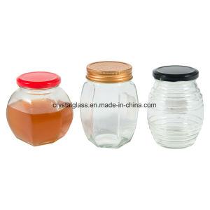 Bären-Form-Süßigkeit-Speicher-Glas