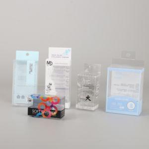 PVC/PP/Petのプラスチック印刷のパッキングギフト用の箱(折るボックス)