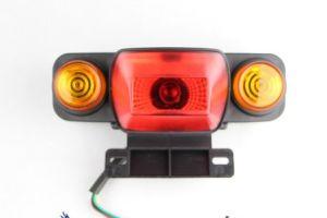 電気バイクの回転シグナルブレーキ夜ライト