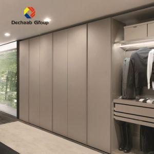 Un design moderne laque Badroom porte battante armoire