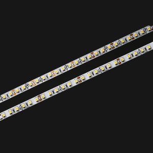 Ce 3000K SMD1210 120LEDs/M, indicatore luminoso dell'UL di striscia di 9.6W/M IP68 LED