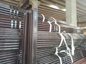Tubo di acciaio senza giunte EN10216-2 con le proprietà specificate di temperatura Elevated
