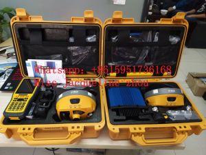 V90 Hi-Target sistema GPS GPS RTK GNSS para Trabalho de Pesquisa de Terra