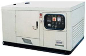 (Water-Cooled) GF 시리즈 디젤 엔진 침묵하는 발전기