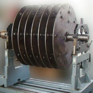 Fam 원심 임펠러 균형을 잡는 기계 끝 드라이브