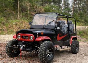 ATV17 Hot vender y Jeep con certificado CE ATV, UTV Nuevo diseño y el deporte van de carro con 300cc aceite frío