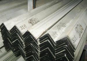 Rang 304/304L 316/316L 321 Roestvrij staal Angel Bar