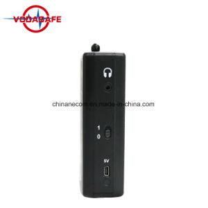 専門GPSの追跡者の探知器は秘密GPSの追跡者の暴露2g 3G 4G GPS追跡者のバグの探知器の反追跡装置を表わす