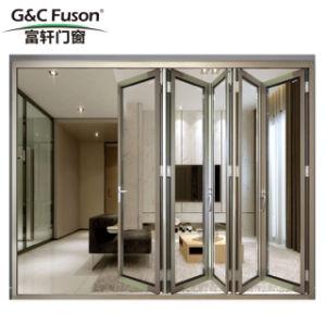 Hoofd Product die van Foshan China de Deur van het Aluminium vouwen