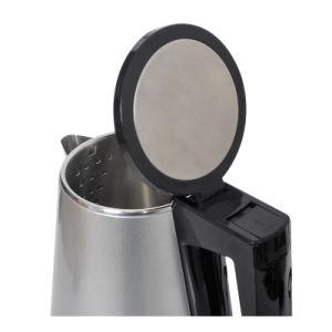 Usine de thé d'eau chaude de l'hôtel électronique sans fil bouilloire électrique automatique acier inoxydable