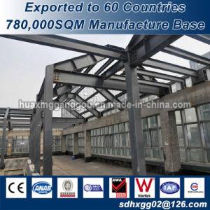 Design profissional pré-fabricadas Estruturas de aço da estrutura do Portal