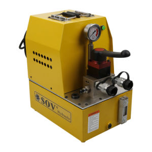 二重代理の電気油圧ポンプ
