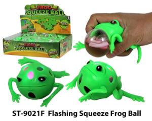 Nuovo giocattolo Squishy divertente caldo di compressione di Ball& della maglia con il giocattolo della sfera dei branelli