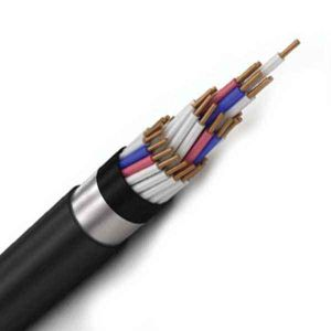 Cavo di controllo dello schermo della treccia del collegare di rame di memoria del cavo elettrico di bassa tensione 2