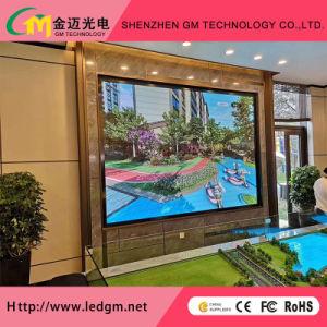 La publicité des prix concurrentiels à l'intérieur de P4 HD plein écran LED de couleur avec l'installation fixe