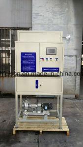 Caldaia elettrica a temperatura elevata di controllo di alta esattezza dell'olio dell'acqua calda del riscaldamento da 300 gradi