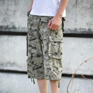 人のための普及した最新の柔らかく、軽く薄い偶然のズボン