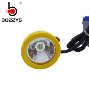 (c) 10000lux 6.6ah米国のクリー語3.3W LED Mining Lamp T7