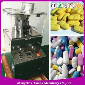 L'Europe pilule Tablette en acier inoxydable Making Machine rotary tablet appuyez sur