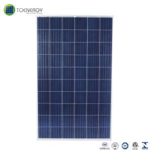 comitati solari di alta efficienza di 5bb 60cells 290W poli per il sistema solare industriale