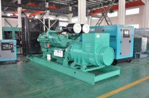 elektrische Dieselsets des generator-1000kVA mit Cummins Engine 50Hz/1500rpm