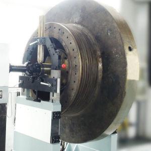 Большой двигатель или генератор балансировки нагрузки машины