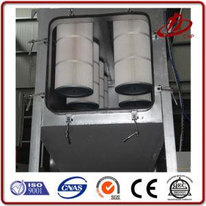 Extracteur de poussière automatique des cartouches industriel pour la machine de découpe CNC