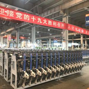 De Windende Machine van de kern met het Hoogste Mechanisme van de Spanning van het Garen van het Niveau Elektronische Duidelijkere en Zachte