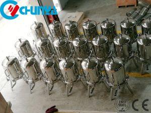 Huisvesting van de Patroon van de Filter van de Schijven van het Bier van het roestvrij staal Lenticular