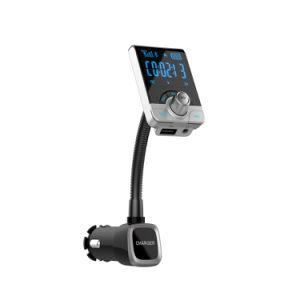 Adattatore dell'automobile di Bluetooth con il trasmettitore di FM