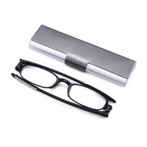 Ultra leve de dobragem de rotação de 90 Graus Homens Mulheres moldura fina dobrável  óculos de 003b5c1dab