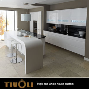 Hotel-Möbel für Küche-Schrank-und Badezimmer-Eitelkeit TV-0879