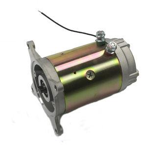 24V de 2,2 Kw eléctricos micro motor DC, para las unidades de potencia hidráulica
