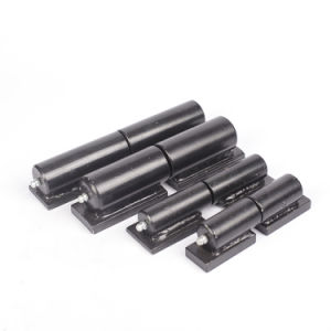Qualitäts-Eisen-Markierungsfahnen-Schweißung HF-4  auf Zylinder-Scharnier für Schlussteil-Tür