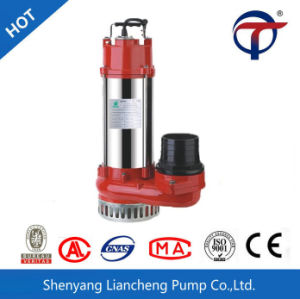220V, 380V na bomba de água de esgoto elétricas submergíveis com interruptor de flutuação