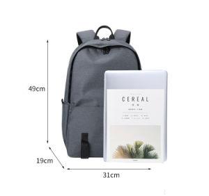 École de sport étanche de personnalisation de gros sac sac à dos pour ordinateur portable