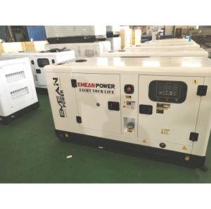 Скидка Ce ISO оказалось Super Silent дизельных генераторных установках 22квт 27.5ква