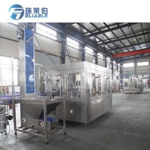 十分に完全な飲料水のプラスチックびんの液体の満ちる生産機械