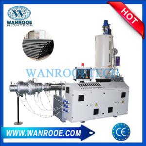 Vis unique de PEBDL/PEBD/PEHD/PPR/PP/PE feuille/Tube/profile/granule/Pellet Décisions bouletage de recyclage de plastique Machine de l'extrudeuse
