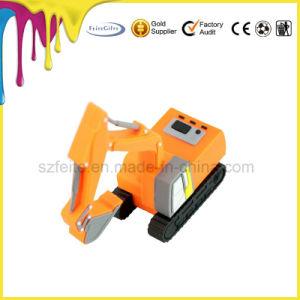 Пользовательские формы экскаватора флэш-накопитель USB с вашим логотипом