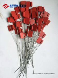 Autocollant de RFID inviolable joint de câble de sécurité