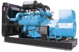 242kw/303kVA MtuエンジンおよびStamfordの交流発電機が付いているディーゼル発電機セット