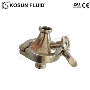 Supporto sanitario del filtro da membrana dell'acciaio inossidabile
