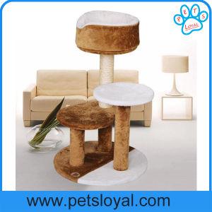 제조자 최신 판매 애완 동물 고양이 나무 고양이 가구