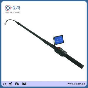 Tubo de 5 pulgadas LCD Video de la Serpiente boroscopio endoscopio de la Cámara de inspección