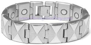 Männer Design Titanium Bracelet mit Far Infrared