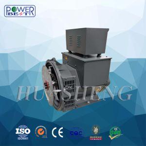 Générateur synchrone de 100 % de cuivre sur le fil de l'alternateur CA sans balai 10kw